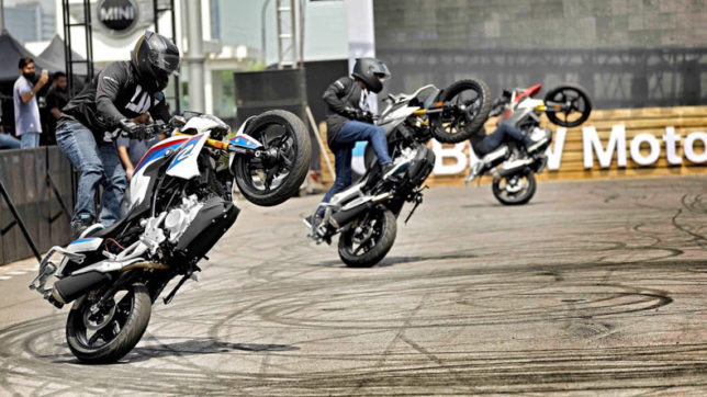 BMW Motorrad launches G310R and G310GS in India