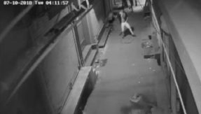 New ways of stealing? Delhi thief shows some dancing moves before robbery, watch video