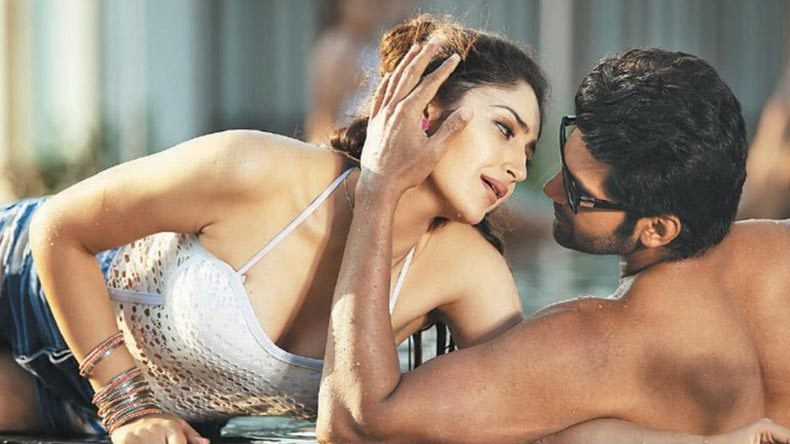 Ghajinikanth, Ghajinikanth release date, Ghajinikanth actress, Ghajinikanth actor, Ghajinikanth director, Ghajinikanth songs, Ghajinikanth pictures, Tamil movies, tamil films, arya, sayyeshaa