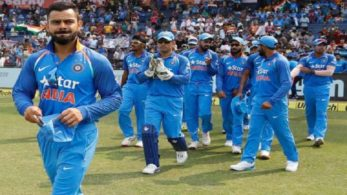 India vs New Zealand, India to play New Zealand next year, Virat Kohli, 5 ODIs and 3 T20s against New Zealand, sports news, Cricket World Cup 2019