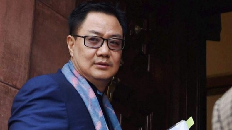Kiren Rijiju on Swami Agnivesh attack: No official reports on assault allegedly by BJP Yuva Morcha