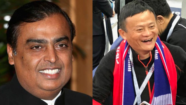 Mukesh Ambani to leave behind Alibaba's Jack Ma to become Asia's richest man