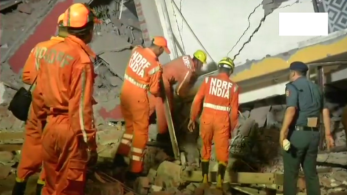Greater Noida building collapse, under-construction building collapse in Greater Noida, Yogi adityanath, NDRF, 2 dead in Greater Noida building collapse