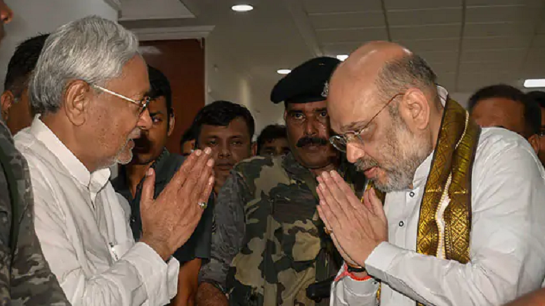 Amit Shah says alliance with Nitish Kumar is strong, will not break