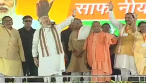 PM Modi said that the priority of central government and UP government is to ensure that the hard work of the farmers of this nation is respected