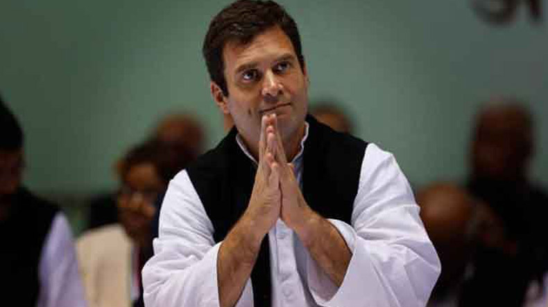 Rahul Gandhi constitutes new Congress Working Committee, drops Digvijaya Singh, Sushil Kumar Shinde, others