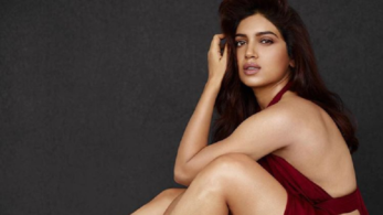 Bhumi lately impressed us with her performance in Netflix's original web-series titled Lust Stories