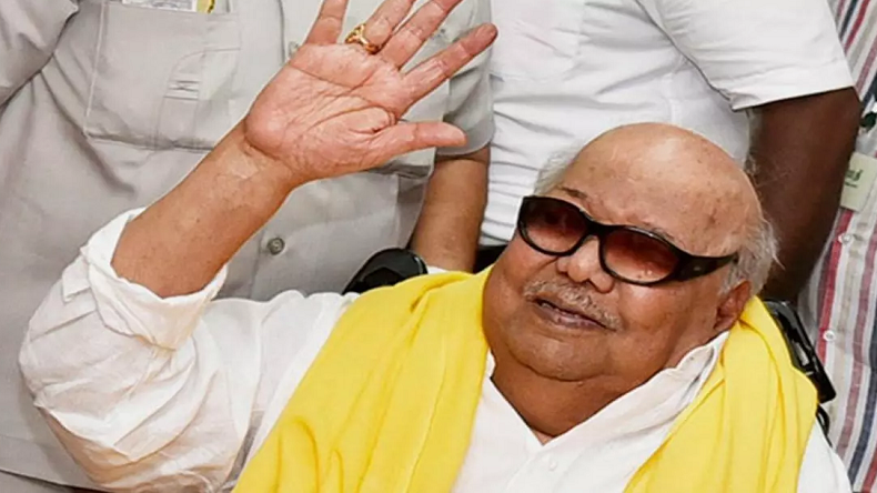 karunanidhi, dmk chief, dmk party, karunanidhi hopitalised, kavery hospital, MK stalin, M Kanimozhi, PM Modi, twitter