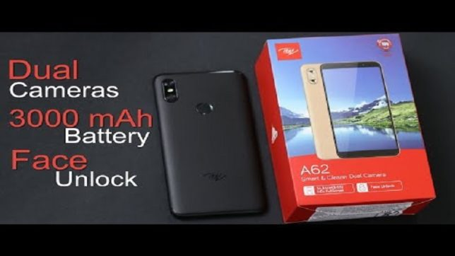 Itel A62 Unboxing, Specification,Price