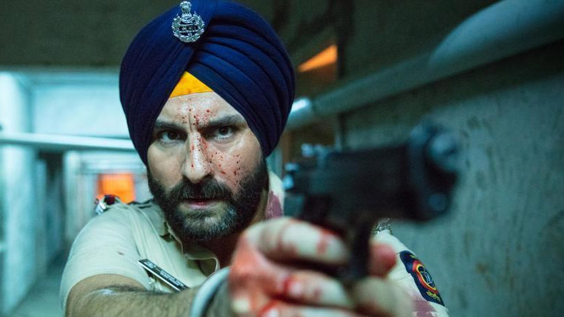 Sacred Games row: Saif says one might get killed for speaking against government in India