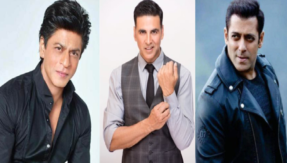 Shah Rukh Khan fails to make it to Forbes' highest paid celebs list, Akshay Kumar and Salman Khan find a spot