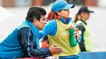 India women's cricket coach Tushar Arothe resigns