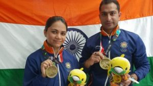 asian games 2018, asian games india, india at asian games, apurvi chandela, ravi kumar, shooting asian games, india shooting asian games, india asian games medals,