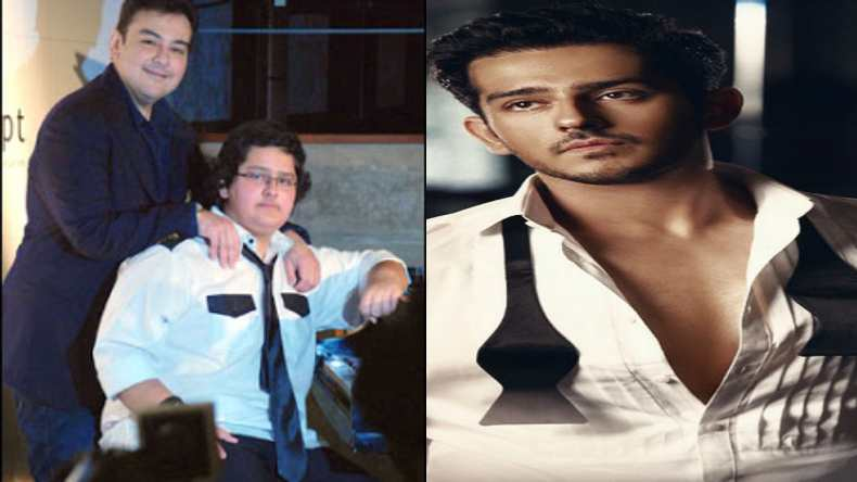 Adnan Sami's son Azaan before after pics, Adnan Sami's son Azaan, Adnan Sami's son Azaan transformation pics, Adnan Sami's son Azaan transformation, entertainment news