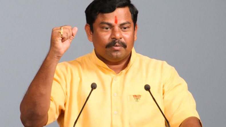 Telangana BJP MLA Raja Singh resigns, says he wants to focus on cow protection
