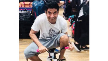 Farhan Akhtar is not ready to grow up! Here's the proof