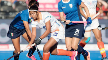 India thrash Italy 3-0, to face Ireland in quarter-finals in Women's Hockey World Cup