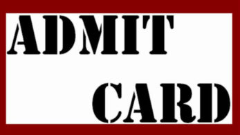 NDA admit card 2018,NDA admist card,NDA exam scheduled,September 9,How to download NDA exam admit card,Union Public Service Commission, UPSC official website