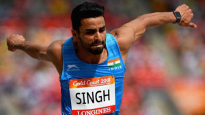 asian games 2018, 2018 asian games, asian games athletics, asian games indonesia, jakarta and palembang 2018, arpinder singh, arpinder singh triple jumper, india at asian games
