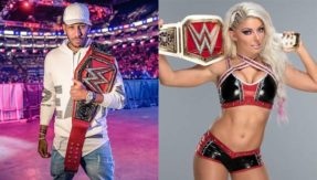 Watch: When WWE diva Alexa Bliss hit on Arsenal superstar Aubameyang