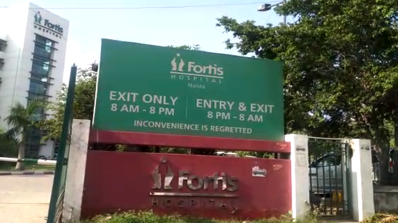 Noida's Fortis mistakes man for woman, hands over wrong body to kin