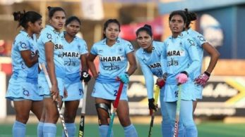 Indian women's hockey team crashed out of Hockey World Cup in quarter-finals earlier this year