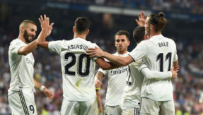 La Liga: Real Madrid begins life without Cristiano Ronaldo with a win over Getafe