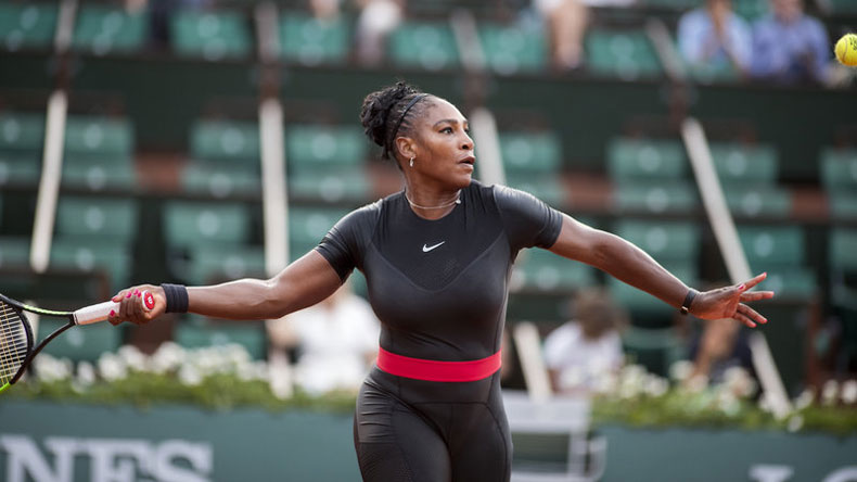 French Open bans Serena Williams' catsuit, here's what went wrong with the stunning outfit