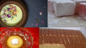 Eid al Adha sweets, bakr-id, bakra-id sweets, Sweets on Bakra-eid, Bakra Eid special dishes, bakra-eid sweets, phirni, Double ka meetha or shahi tukda, sheer khurma, Turkish delight, eid special dishes, eid special dishes sweets