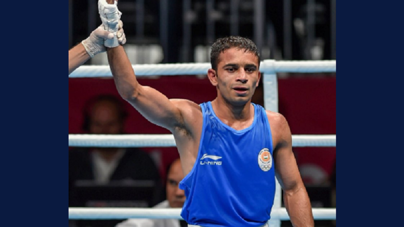 amit panghal wins gold, boxing, india, wishes pour in, asian games, medal, silver, bronze, vikas krishan, squash, women, results, gold, joshna chinappa, dipika pallikal, team, individual, light, weight, fly