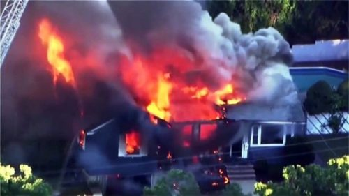 Massachusetts: Teen killed, residents evacuated after multiple gas explosions rip through 50 houses