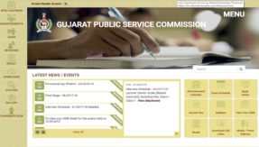 GPSC Recruitment 2018: 412 vacancies, submit applications by October 1, see how to apply