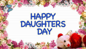 Happy Daughters Day 2018 final yayy