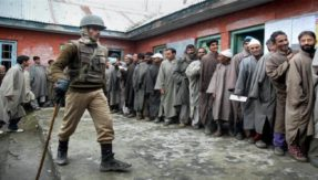 Despite outrage from regional parties. J&K CEO issues notification for first phase of municipal polls