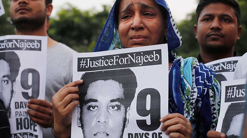 After 1 year of disappearance, CBI fails to trace JNU student Najeeb Ahmed
