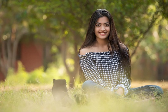 Rashmika Mandanna Beauty