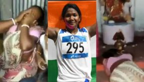 Swapna Barman daughter final