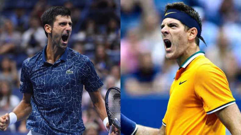 Novak Djokovic, Juan Martin del Potro, US Open final, where to watch on TV, Where to watch in India,us open, tennis news, sports news,