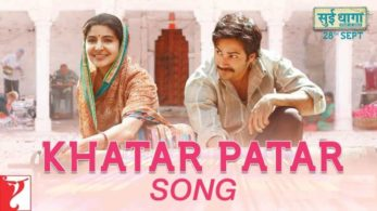 Khatar Patar, Khatar Patar song, Sui Dhaga song Khatar Patar, Sui Dhaaga, Sui Dhaaga songs, Varun Dhawan Sui Dhaga, Anushka Sharma Sui Dhaaga, Sui Dhaaga cast, Sui Dhaaga release date, Papon, Papon songs, Anu Malik songs, Anushka Sharma Varun Dhawan