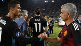 Jose Mourinho stopped Ronaldo's Manchester United reunion? Here's what Jose has to say
