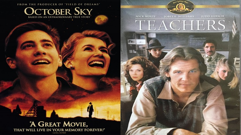 5 Best Hollywood movies to watch 2018 Teachers Day
