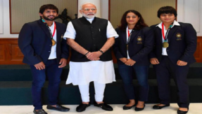 pm modi asian games