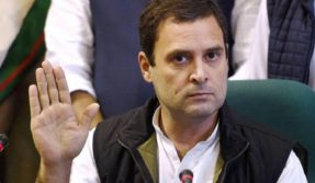 Rahul Gandhi coins new slogan against PM Modi, plays on chowkidar angle