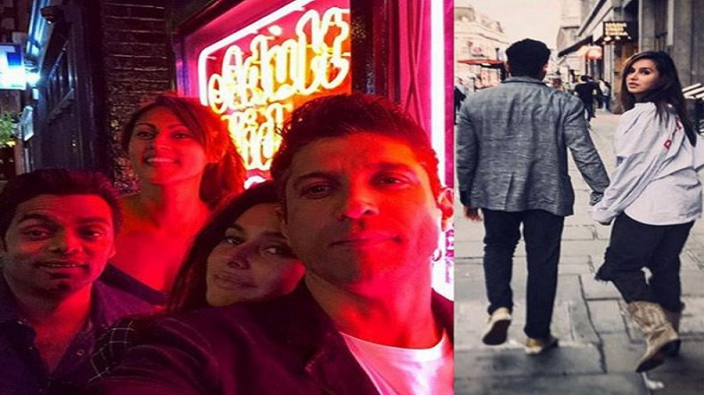 Farhan Akhtar is dating Shibani Dandekar?