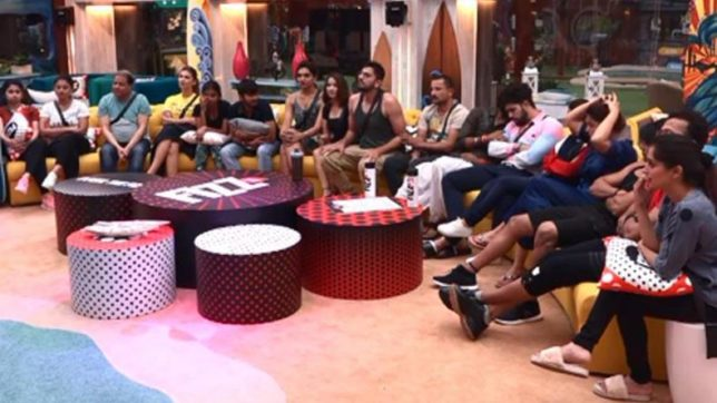 Bigg Boss 12 Day 23 Episode 24 October 09 2018 written updates: Midweek eviction likely to take place tomorrow