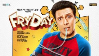 Fryday movie release, celebrity reactions, audience reviews LIVE Updates, Fryday movie release LIVE Updates, Fryday celebrity reactions, Fryday audience reviews, Fryday movie reviews, Fryday review, Govinda, Varun Sharma, Digangana Suryavanshi