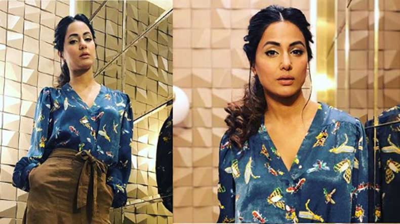 Hina Khan Photos You Won T Regret Taking A Look At The Diva S