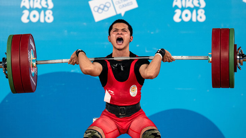 youth olympics 2018, Jeremy Lalrinnunga, gold medal, Jeremy Lalrinnunga wins gold at youth olympics 2018, weightlifting
