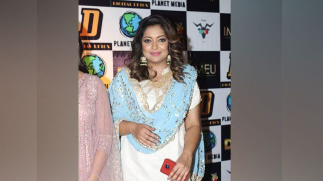 Tanushree Dutta takes on trolls for questioning her Navratri outing amid #MeToo, here's what she said