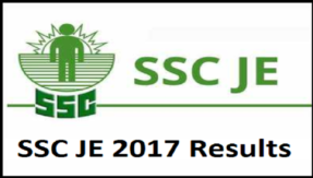 SSC JE 2017 exam results to be released today @ ssc.nic.in